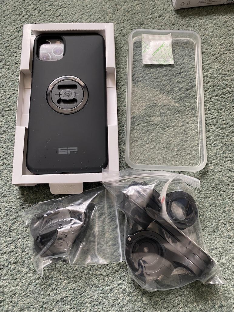 SP Connect Moto Bundle AVM Review 01