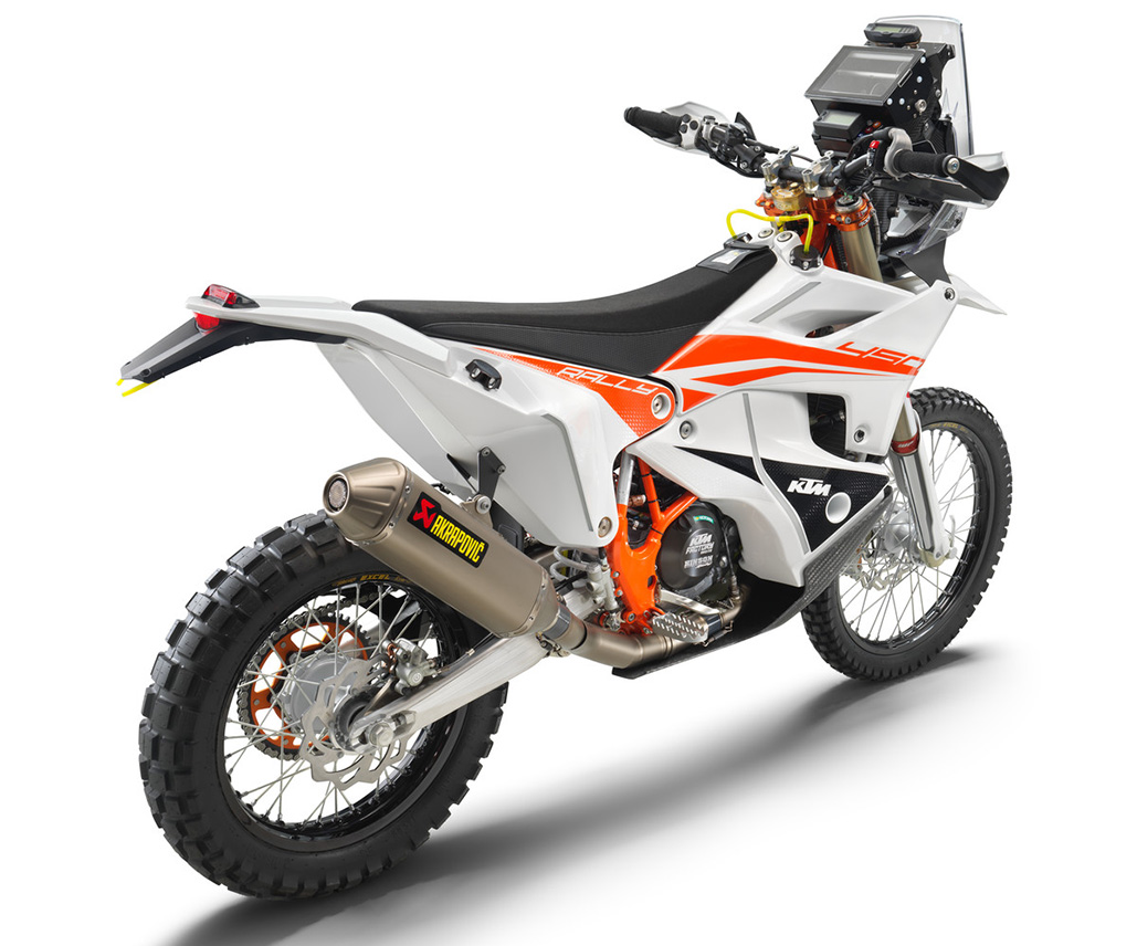 Released Now The 2022 KTM 450 Rally Factory Replica 01