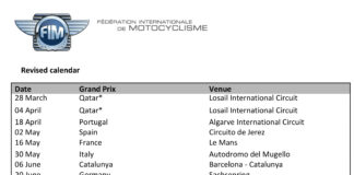 New Americas GP date confirmed as the 2021 Japanese GP is cancelled and Thai GP delayed one week 01