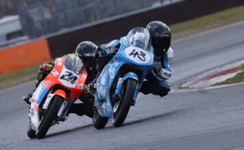 Honda British Talent Cup set for the season opener at Oulton Park 01
