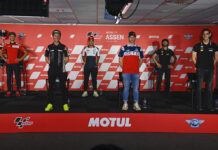 Well fight this weekend MotoE ready for the Cathedral of Speed 01
