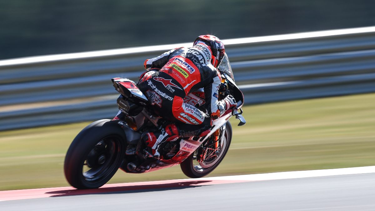 Baz Leads Fast MotoAmerica Friday At Ridge Motorsports Park 01