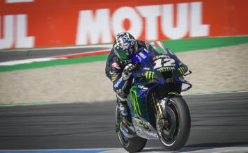 Vinales Quartararo and Bagnaia prepare for battle from the front row 01