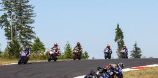 Gagne Unstoppable In Race One At Ridge Motorsports Park 01