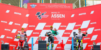 foggia flies to second win of the season at the tt circuit assen 01