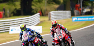 ohalloran becomes the hat trick hero at oulton park season opener 01