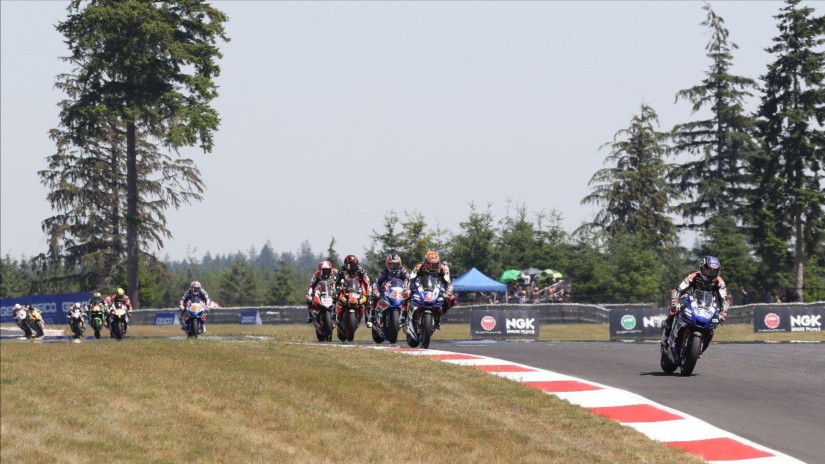 seven straight for gagne in day two motoamerica superbike scorcher 01