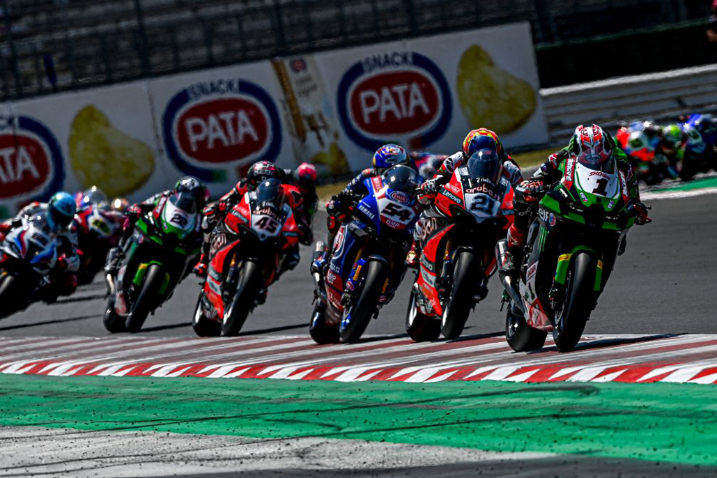 its coming home worldsbk heads to where it all began at donington park 01