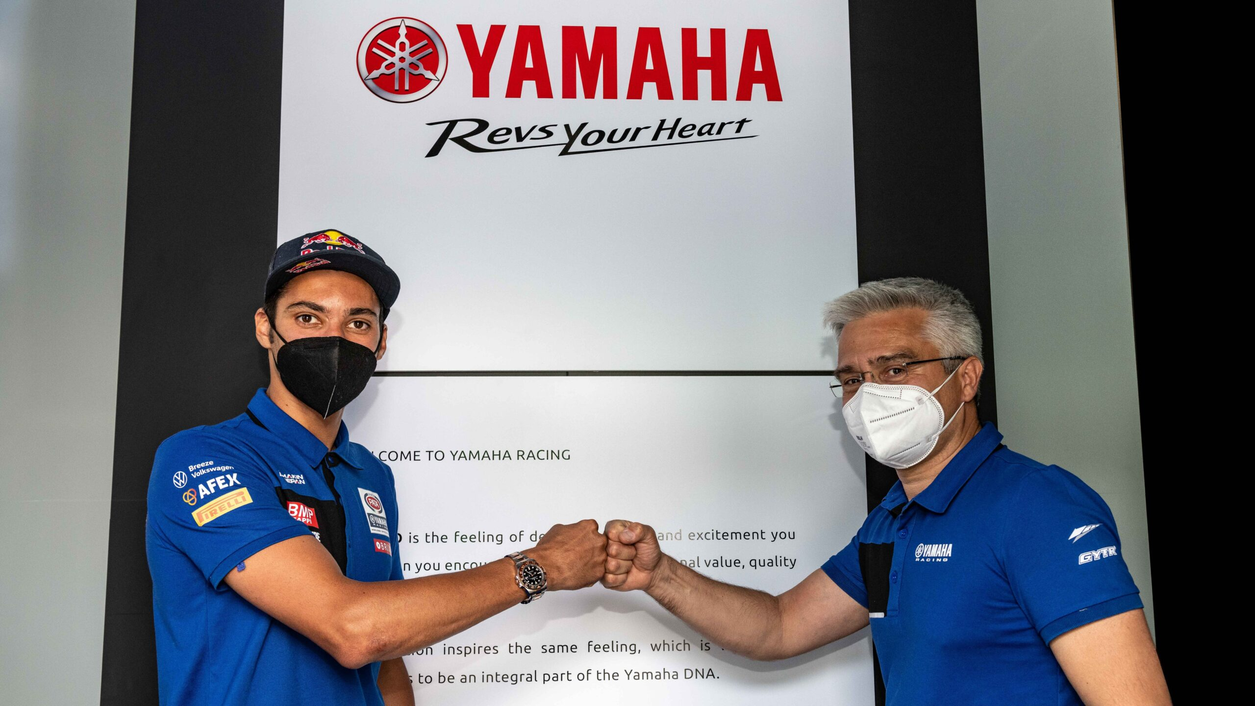 Toprak Razgatlıoğlu Signs New Two-year Contract With Yamaha In Worldsbk