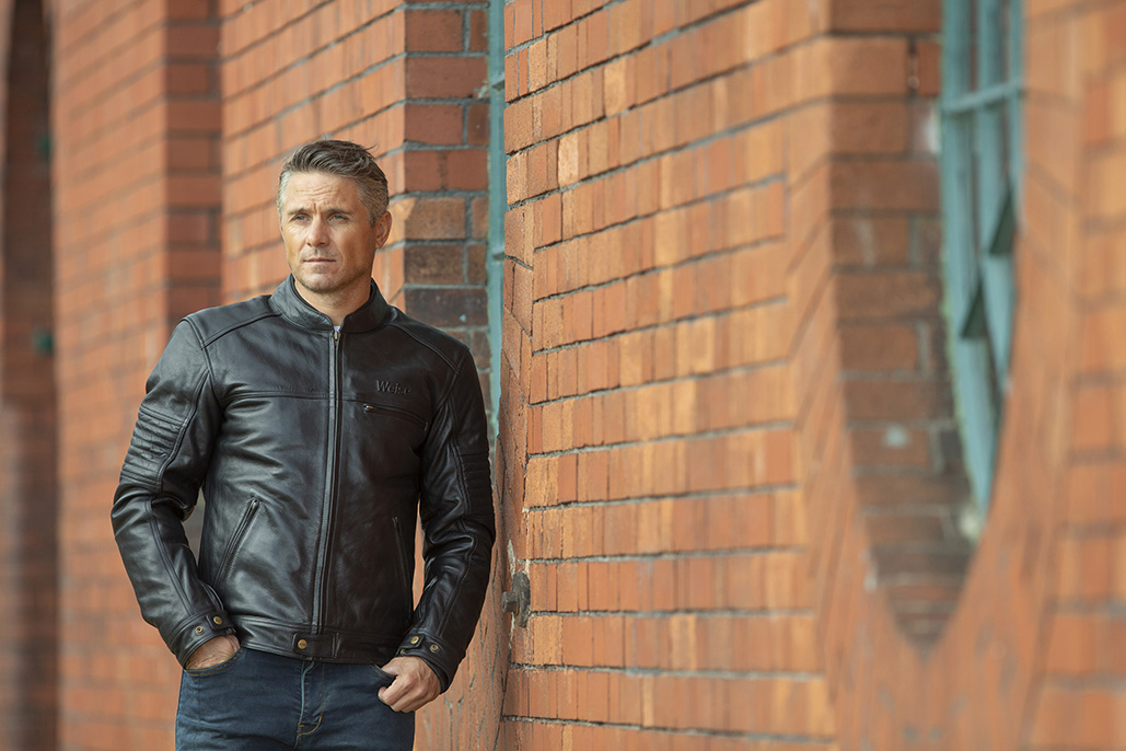 Discover The New Weise Cabot Jacket