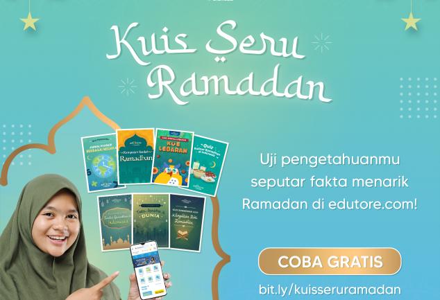 Ngabuburit? Kerjain Kuis Ramadhan 2020 Aja! 4