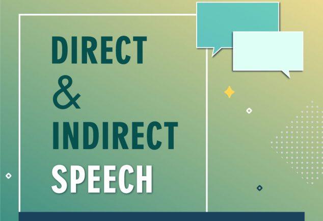Direct & Indirect Speech 4