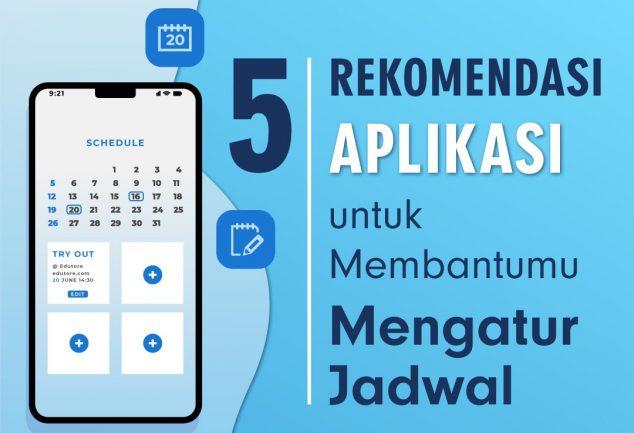 5 Rekomendasi Aplikasi Untuk Membantumu Mengatur Jadwal 2