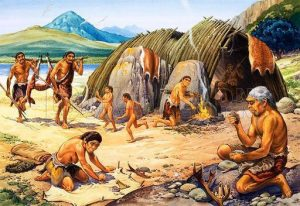 Sejarah Pembentukan Bumi Zaman Praaksara 5