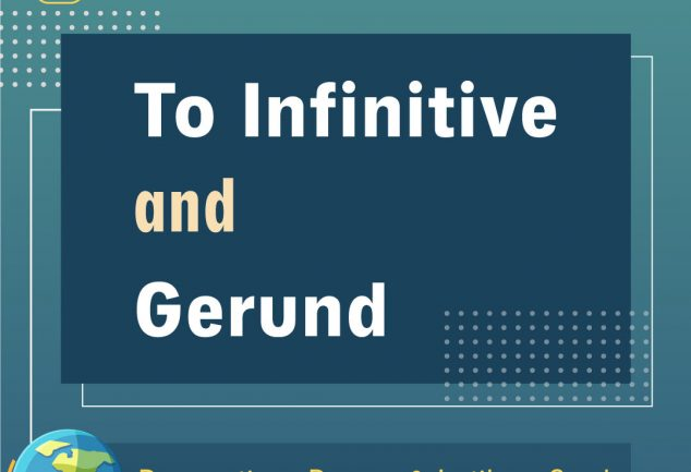 To Infinitive and Gerund 1