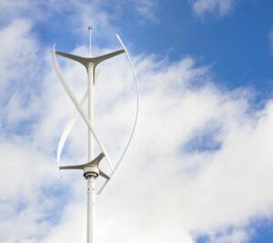 éolienne domestique verticale