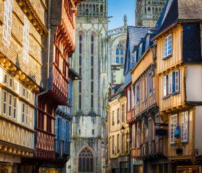 Quimper en Bretagne, 29