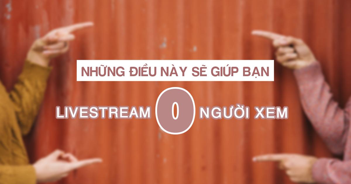 Banner nguồn hàng livestream