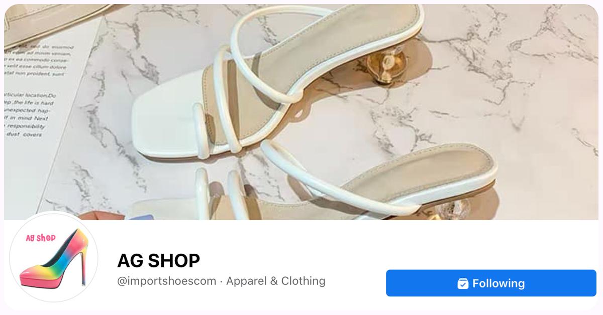 Ag shop facebook page
