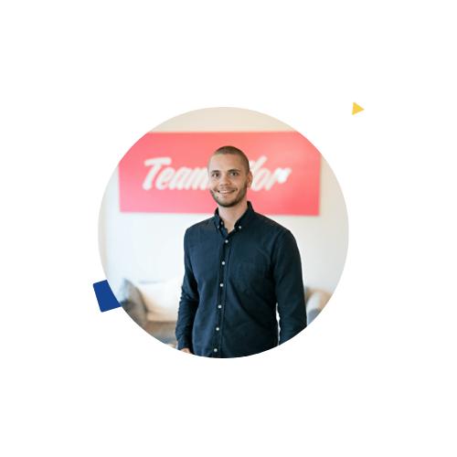 Frederik Mellander from Teamtailor