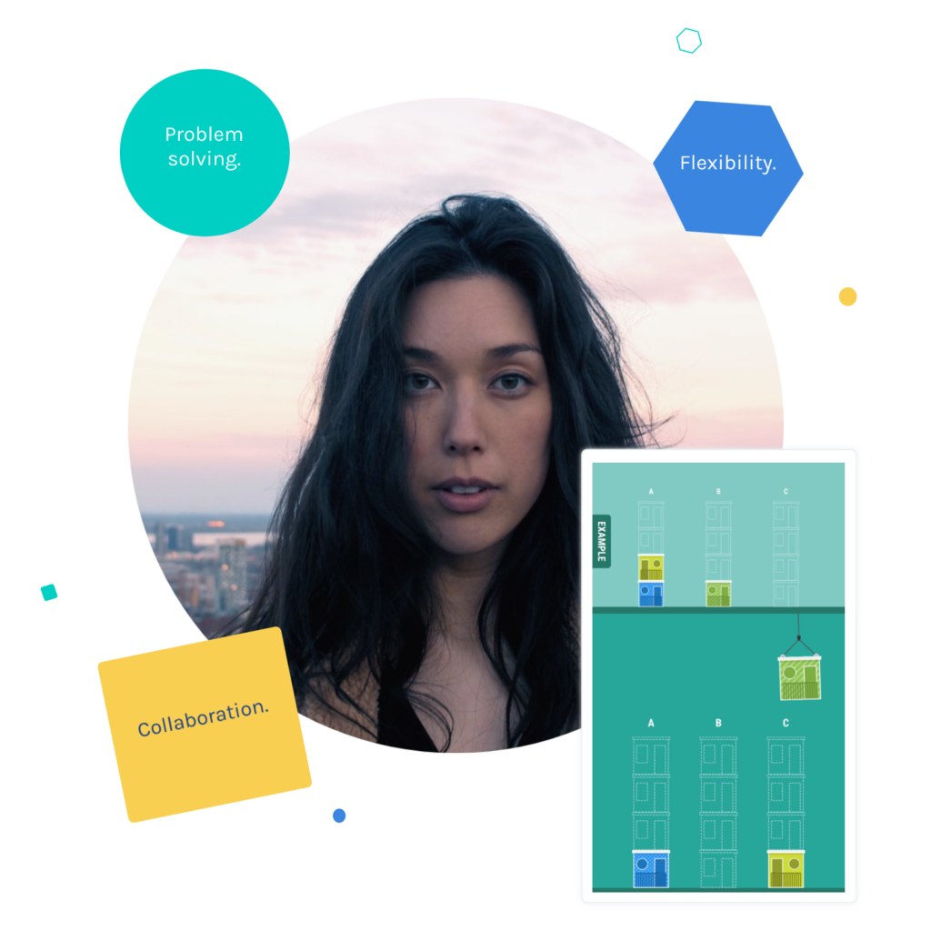 equaltures gamified application experience