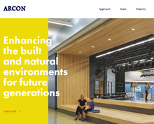 ARCON debuts new website