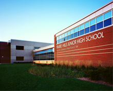 Prairie-Hills Junior High in Prairie Hills ESD 144 wins Outstanding Project from Learning by Design Magazine