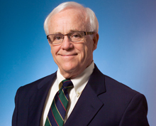 Stephen R. Mulvihill, last of the founding principals, retires