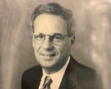 Dennis E. Kajmowicz, founding principal, retires