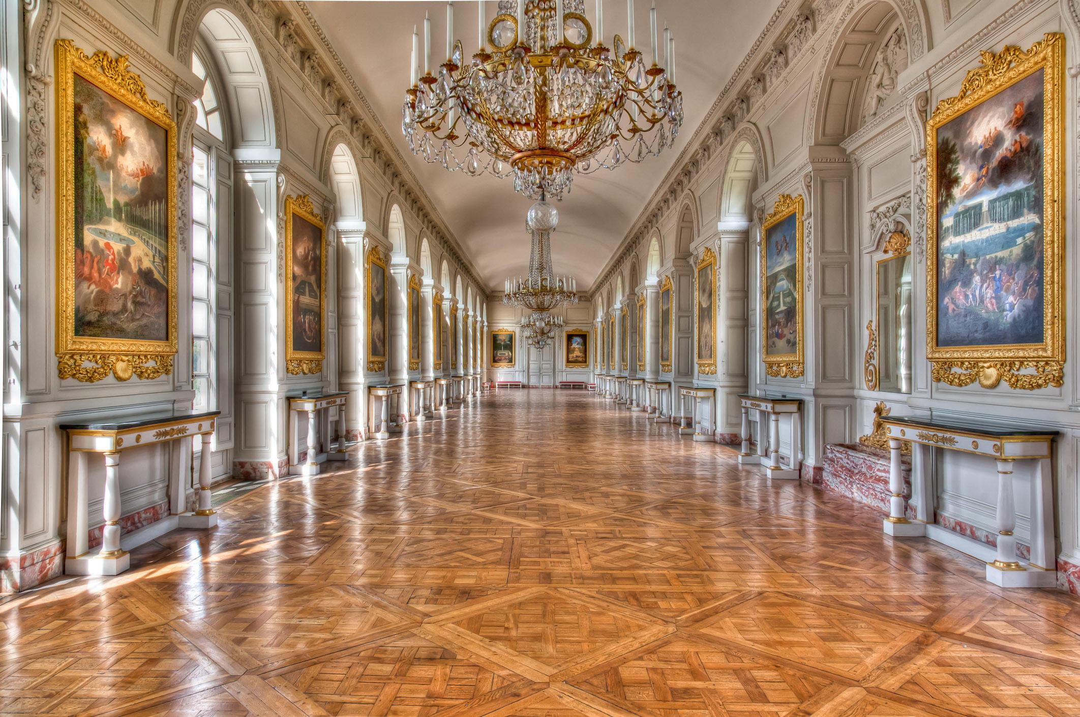 Grand Trianon, Versailles, France