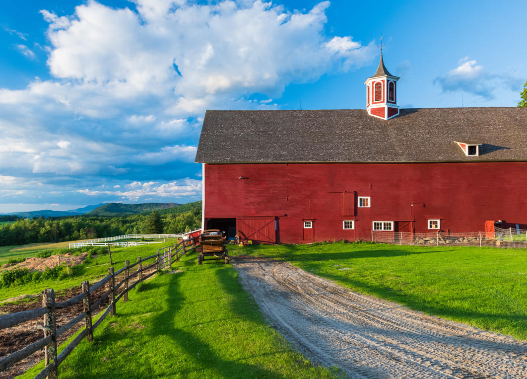The Barn at Mountain Valley Farm, Waitsfield, Vermont