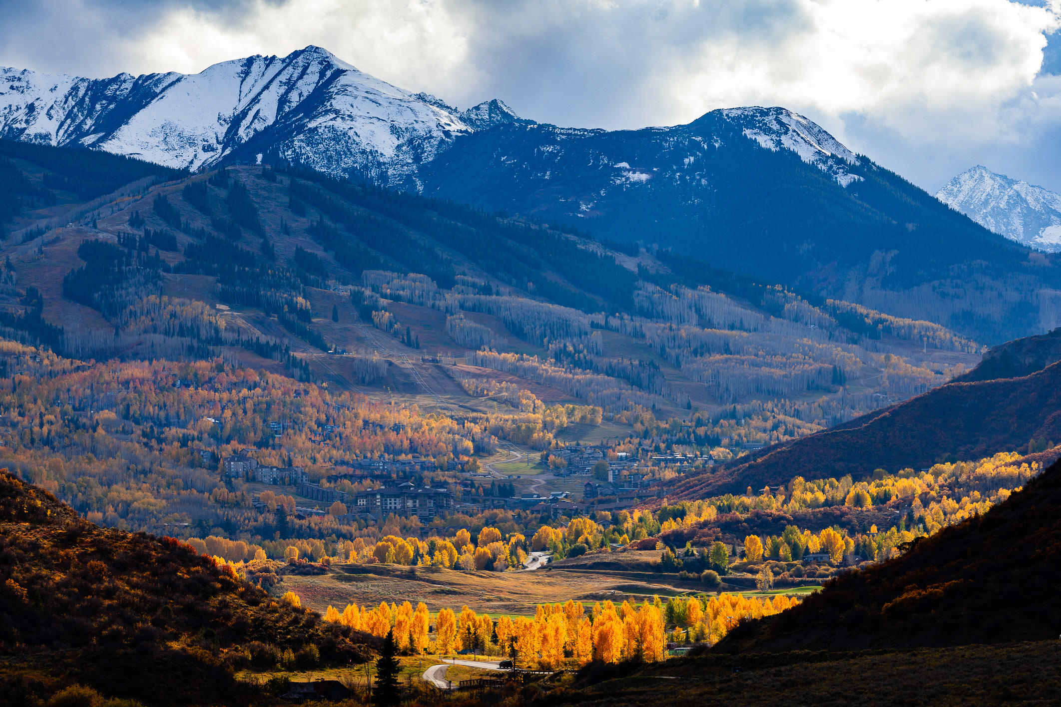 Fall Color, Snowmass, Colorado