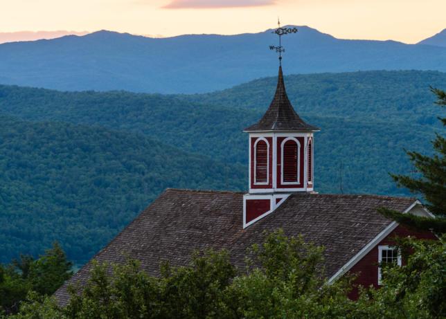 Barn Cupola, Waitsfield, Vermont