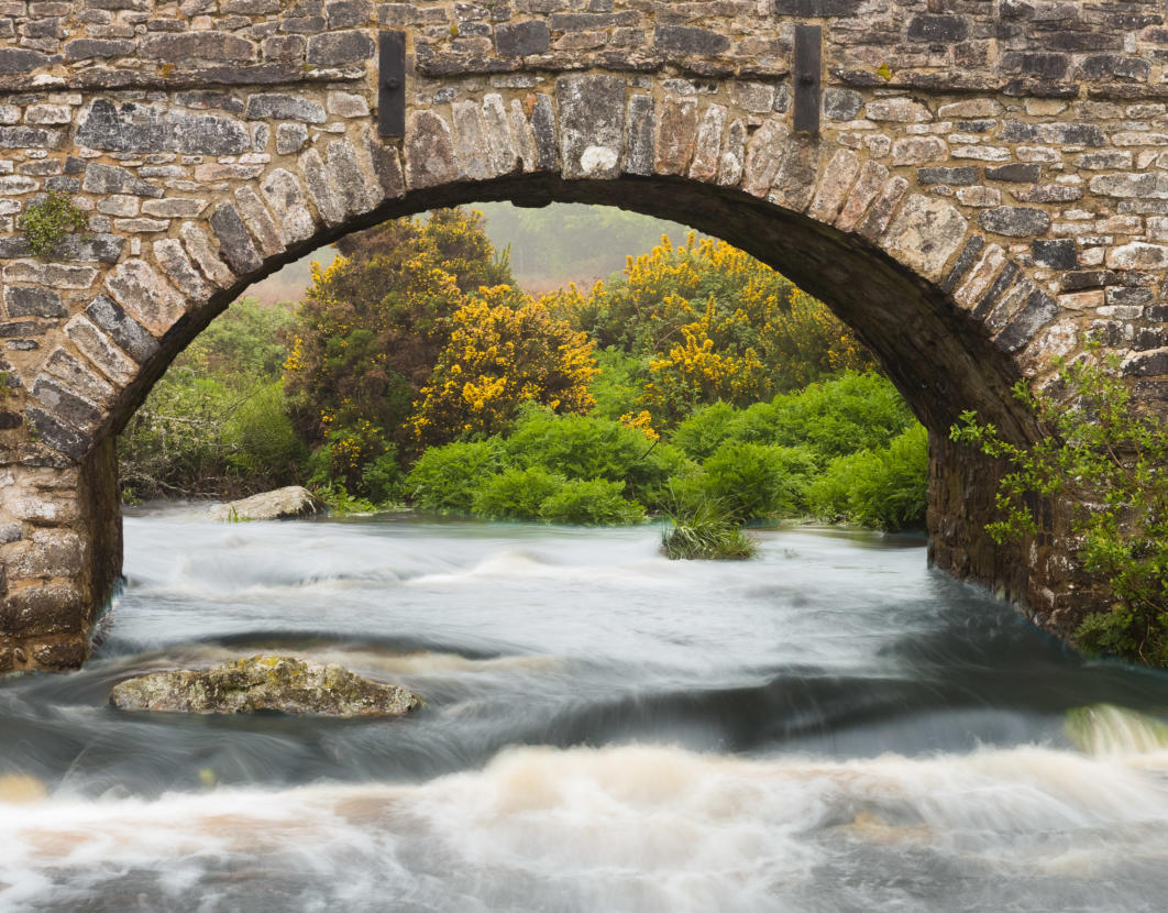 Water Under the Bridge, Postbridge, United Kingdom