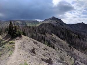 Quartz Ridge Trail