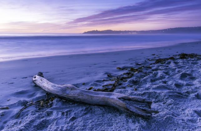 Twilight, Carmel-by-the-Sea, California