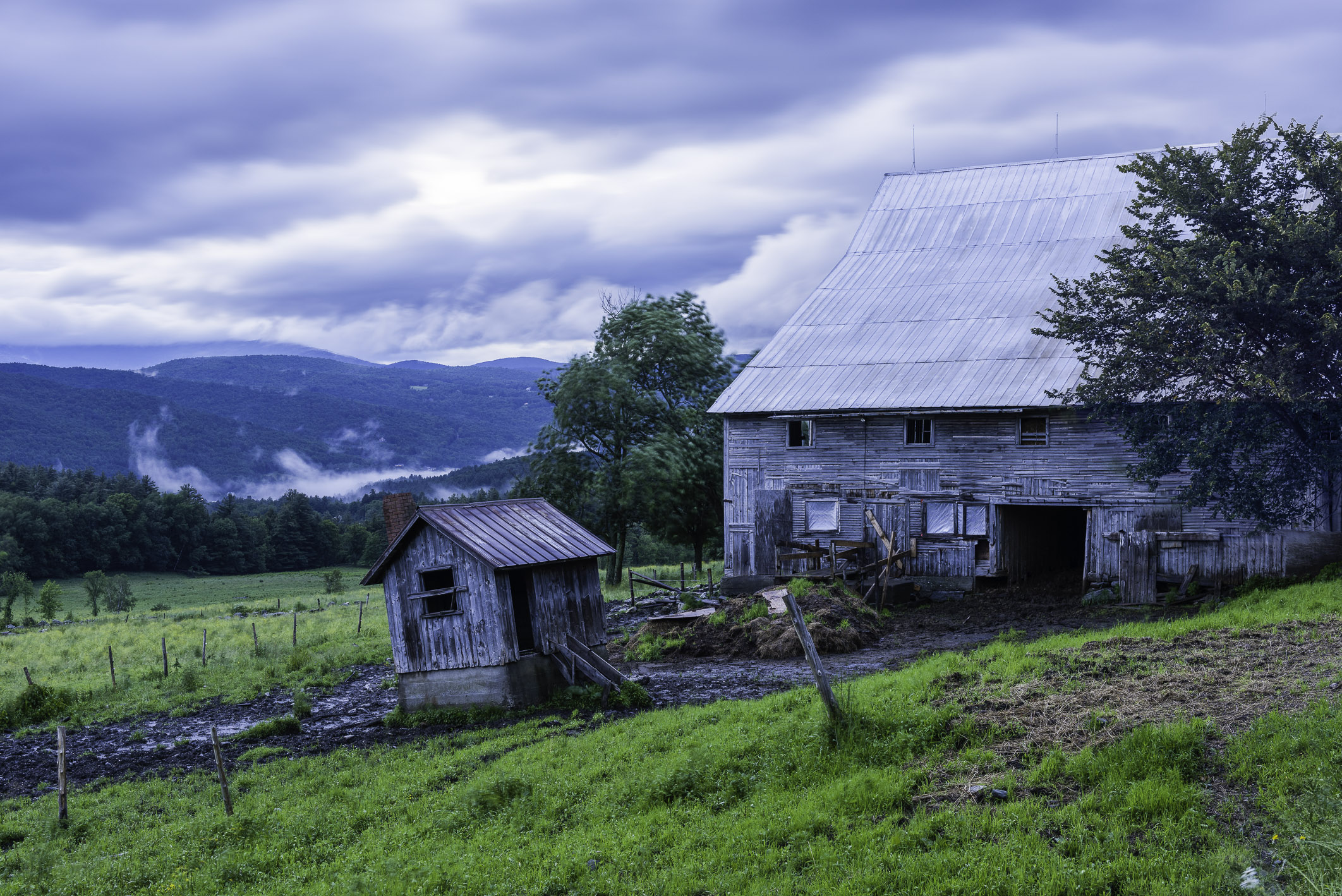After the Storm, Waitsfield, Vermont