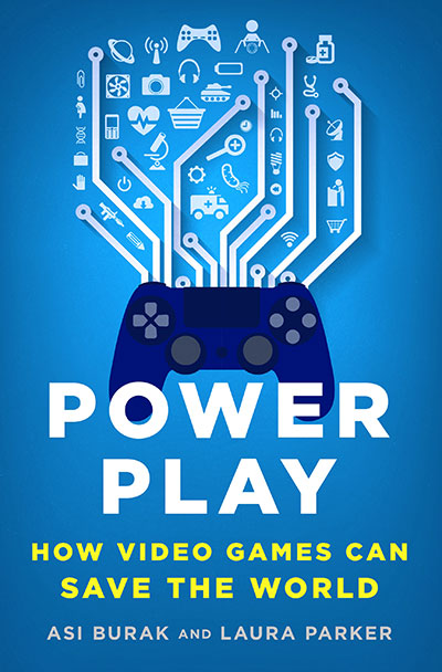 Power Play Book Cover