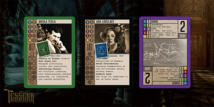 Tessera Cards