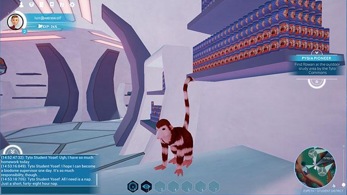 Tyto Online Monkey