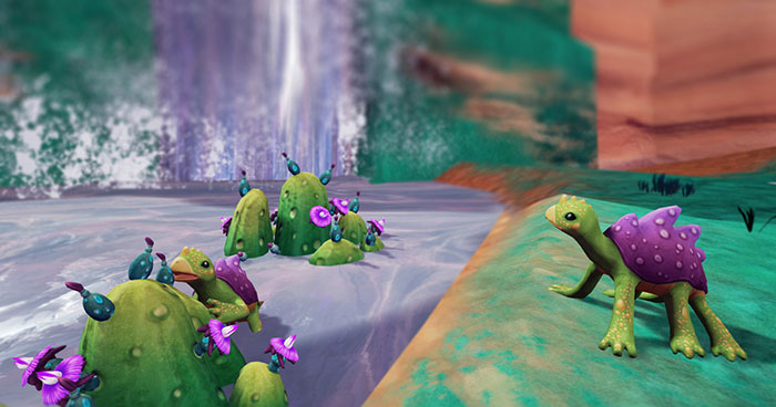 Tyto Online Turtles