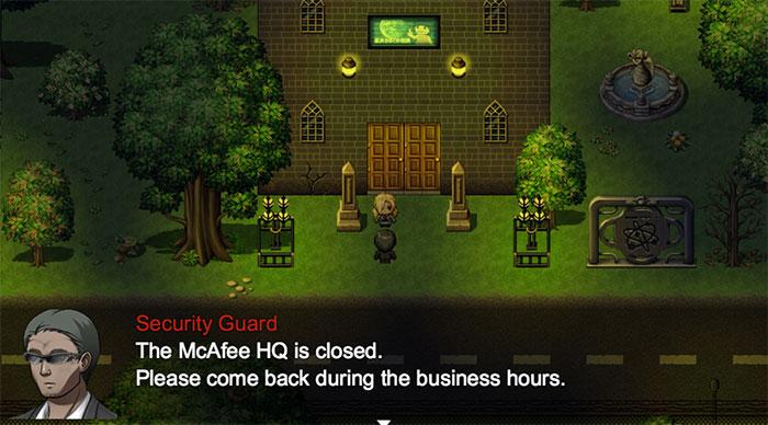 McAfee Game