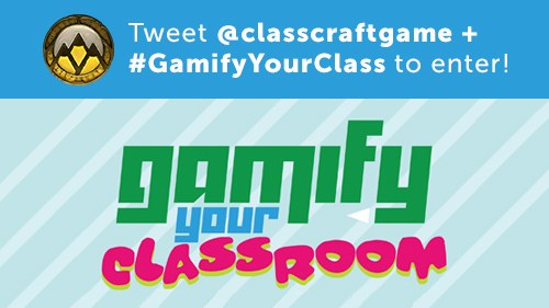 Gamify Your Classroom Giveaway