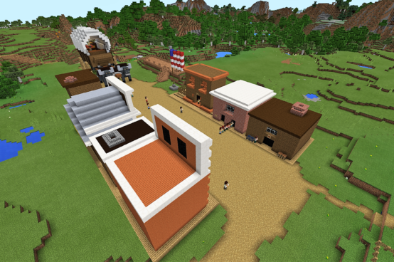 Minecraft: Education Edition puts a new spin on The Oregon