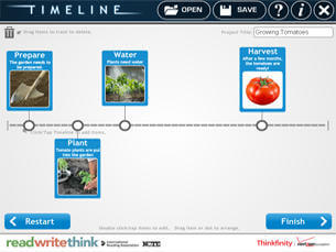 ReadWriteThink screenshot