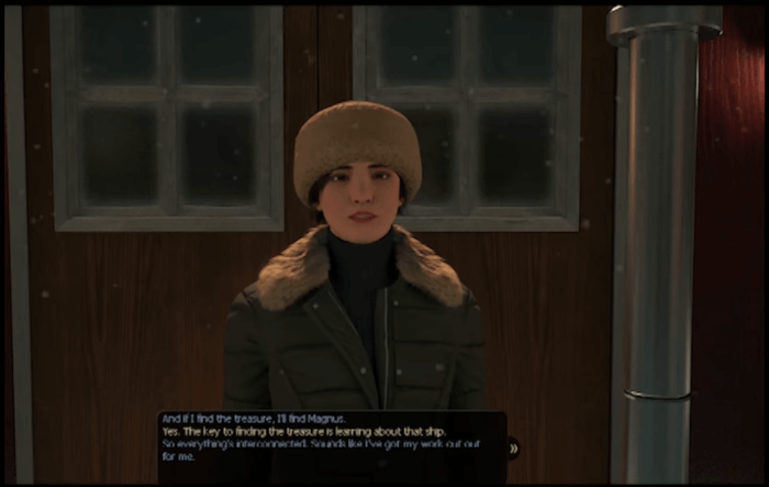 Nancy Drew screenshot