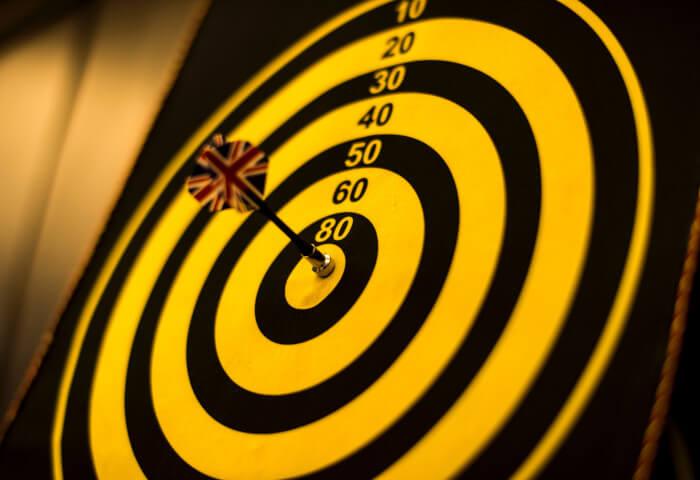 dart target