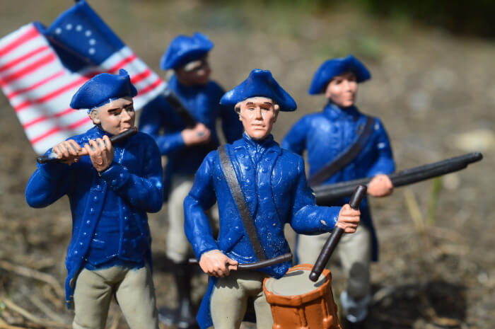 union army infantry toys