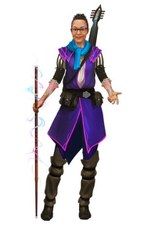 Gamemaster Rayvelyn Swift