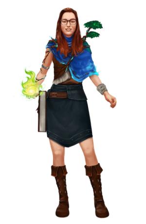 Gamemaster Arcadia Parson